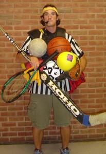 Dustin, Rec Sports